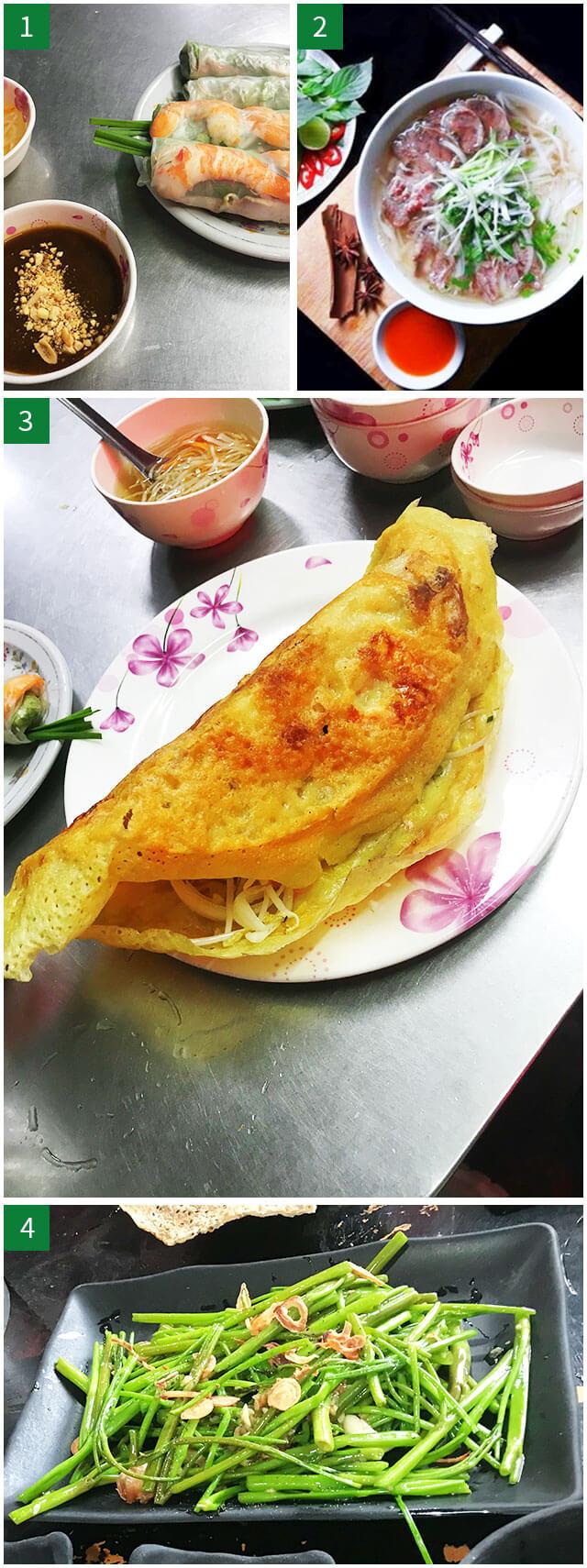 ベトナムおすすめの食べ物